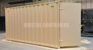 16ft Container Bristol