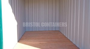 12ft Custom Container Bristol
